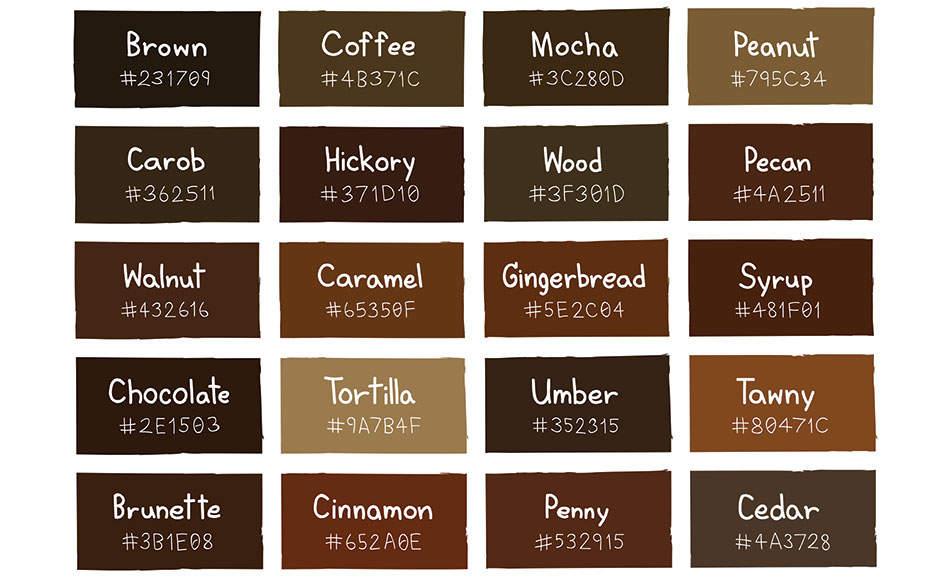 the energy world s 50 shades of brown greenbiz