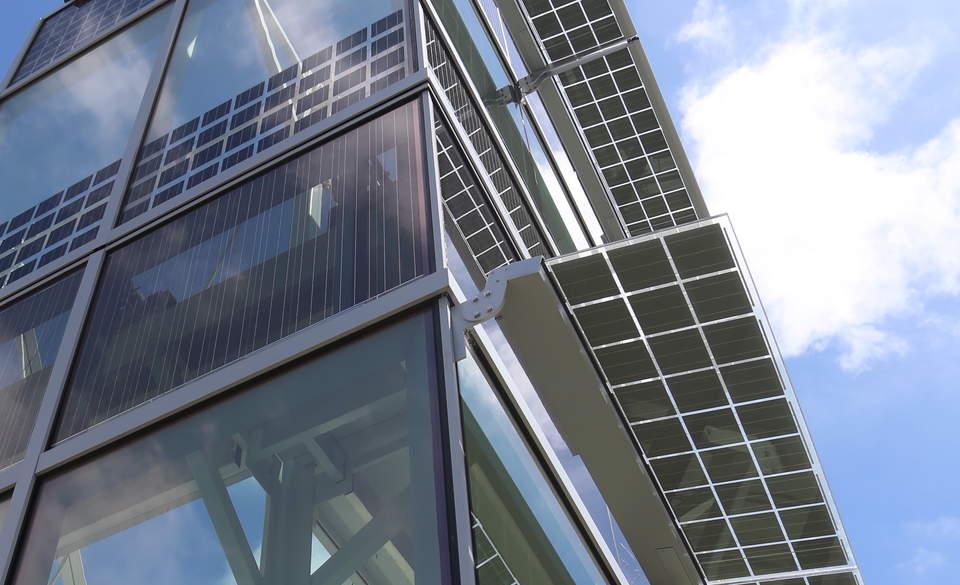 The Dawn Of Architectural Solar Greenbiz