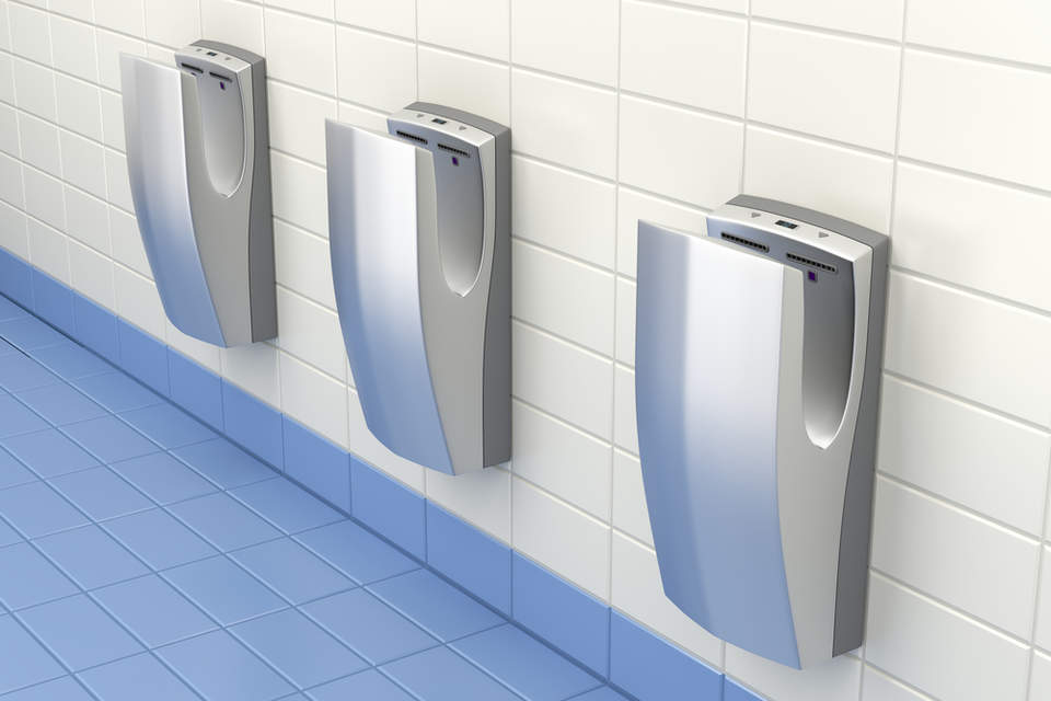 More than hot air: Which hand dryers save energy, dry fast? | GreenBiz