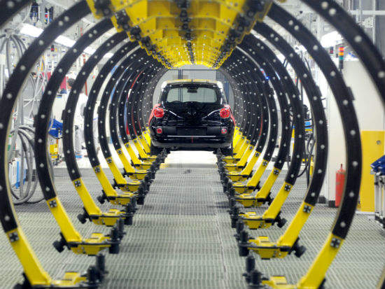 From BMW to Volvo, carmakers drive supply chain sustainability