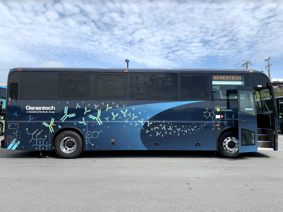 photo of It's time for Silicon Valley to start buying electric commuter buses image