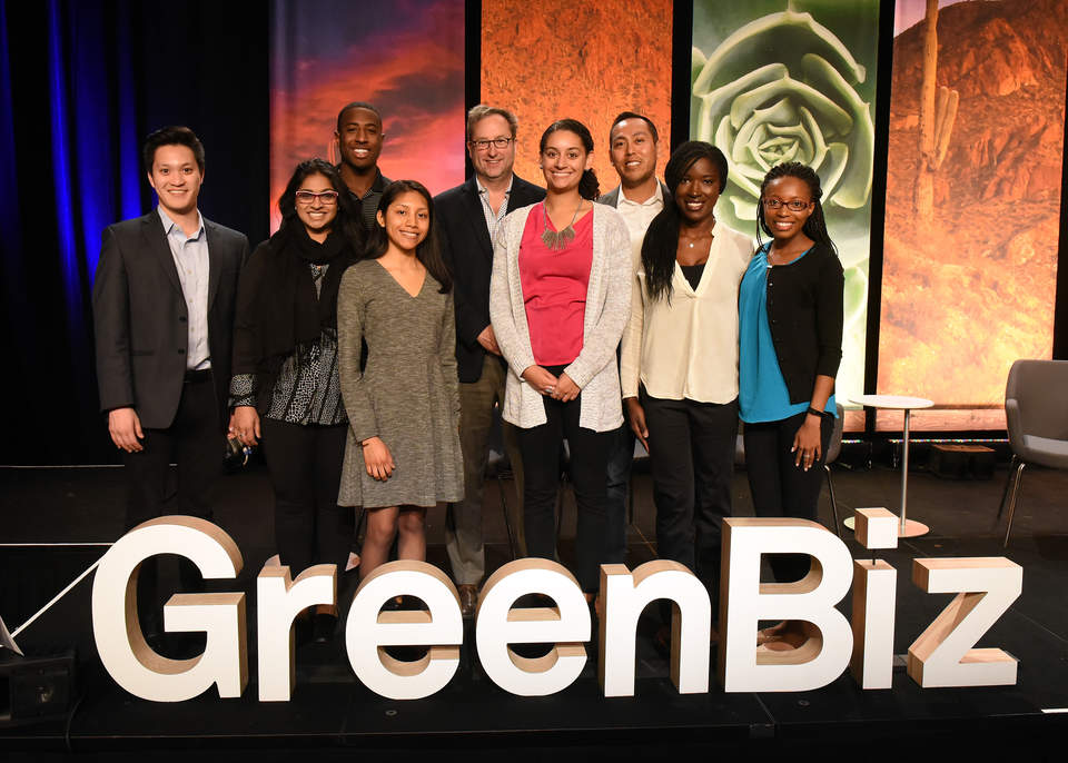 how emerging leaders view sustainable business greenbiz. Black Bedroom Furniture Sets. Home Design Ideas