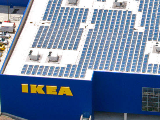 Behind Ikea S Coast To Coast Push For Solar Greenbiz
