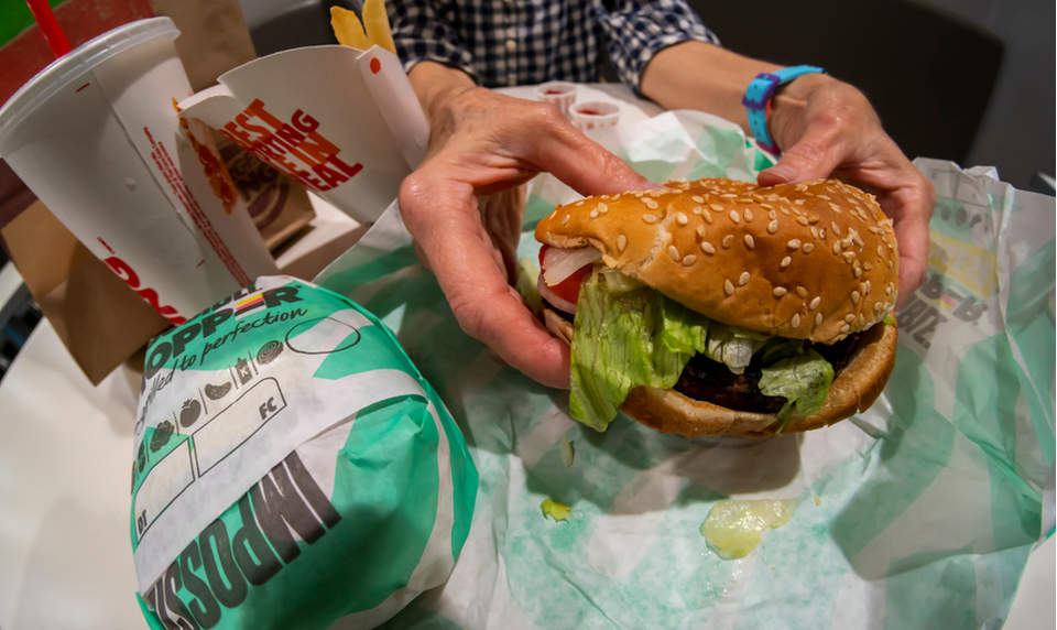 photo of Will anyone eat a plant-based Big Mac? Behavioral science says yes image