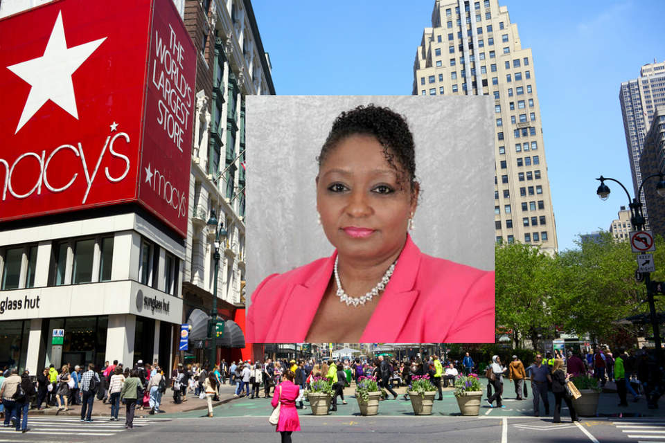 Purpose and retail: LaTrice Ross, Macy's Systems and Technology