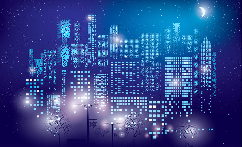 The commercial building sector is disrupting the lighting industry ...