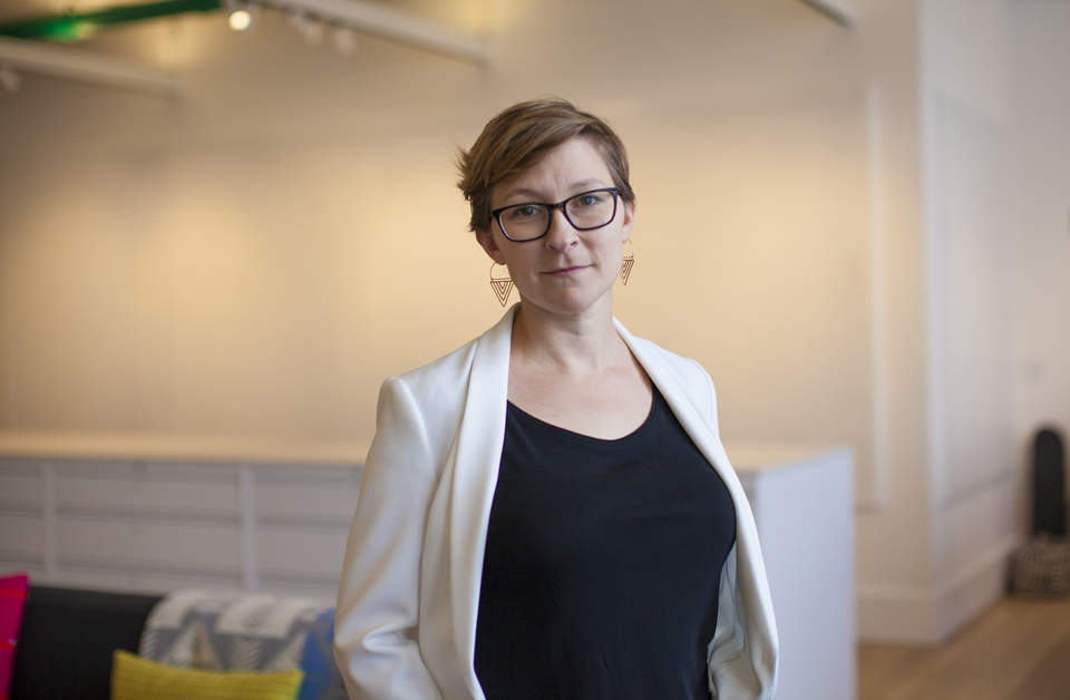 photo of Meet Lindsay Baker, WeWork's first global sustainability leader image