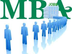 jobs for mba