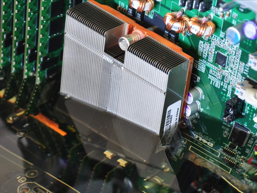 Oil bath, anyone? Intel servers take a dip | GreenBiz