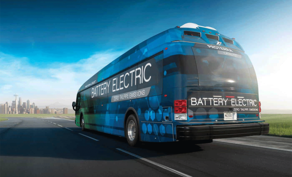 Electric busmaker Proterra gears up for new market: commercial trucks