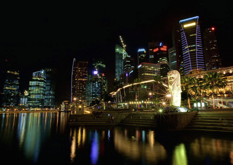 Singapore Aims To Become The World S First Smart City