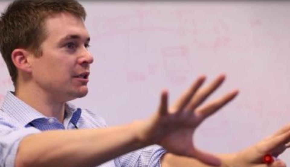 Meet the man ramping up renewables at Salesforce