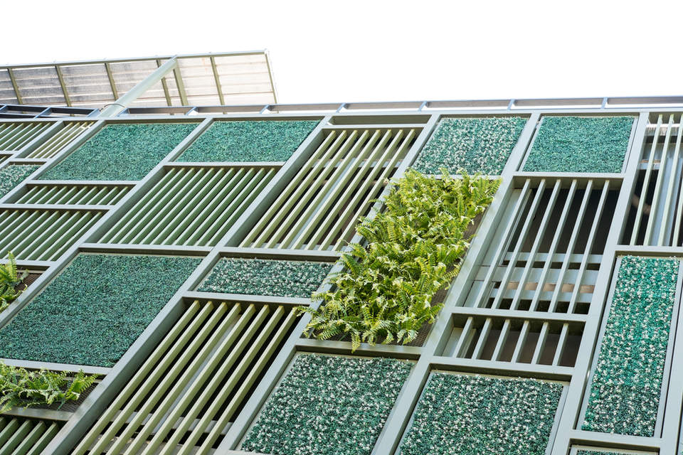 Building industry poised to double green certifications by for Green building articles