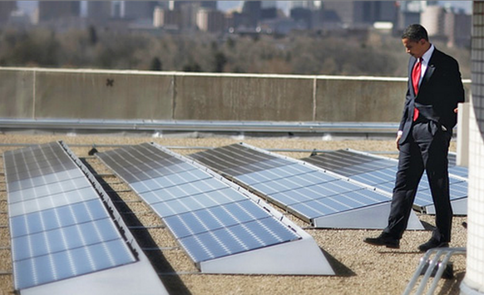 The 520 Million White House Bid To Widen Access To Solar