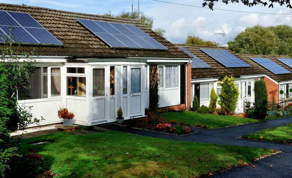 Solar Suburbs The Future Is Now Greenbiz