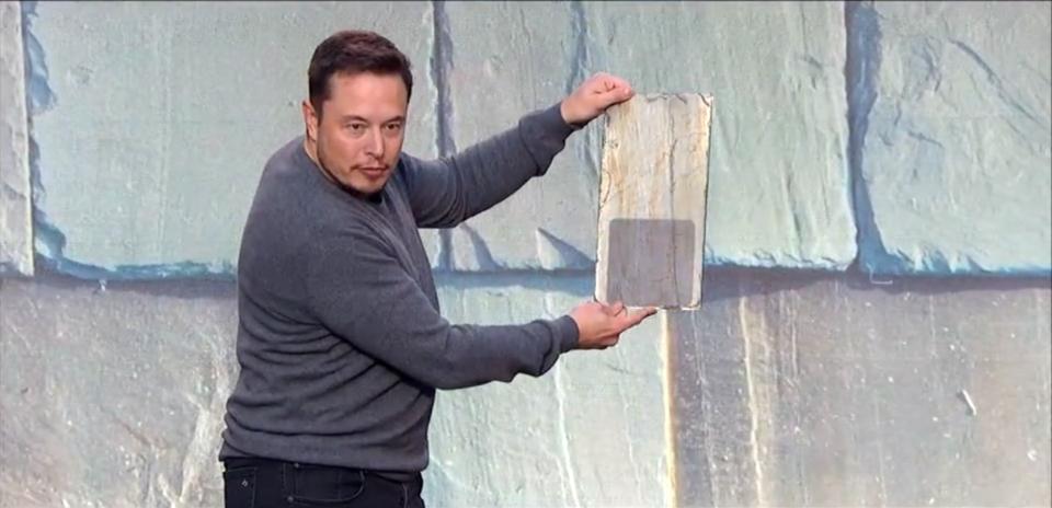 Tesla Debuts Sleek Glass Solar Rooftop Tiles Greenbiz