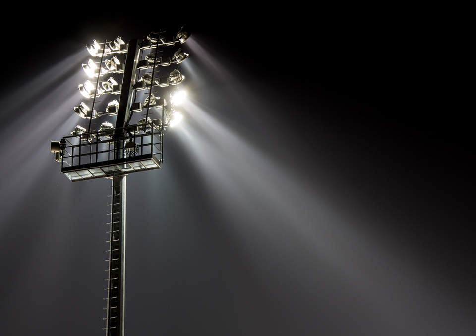 Greener Stadiums Sports World Sees The Led Light Greenbiz