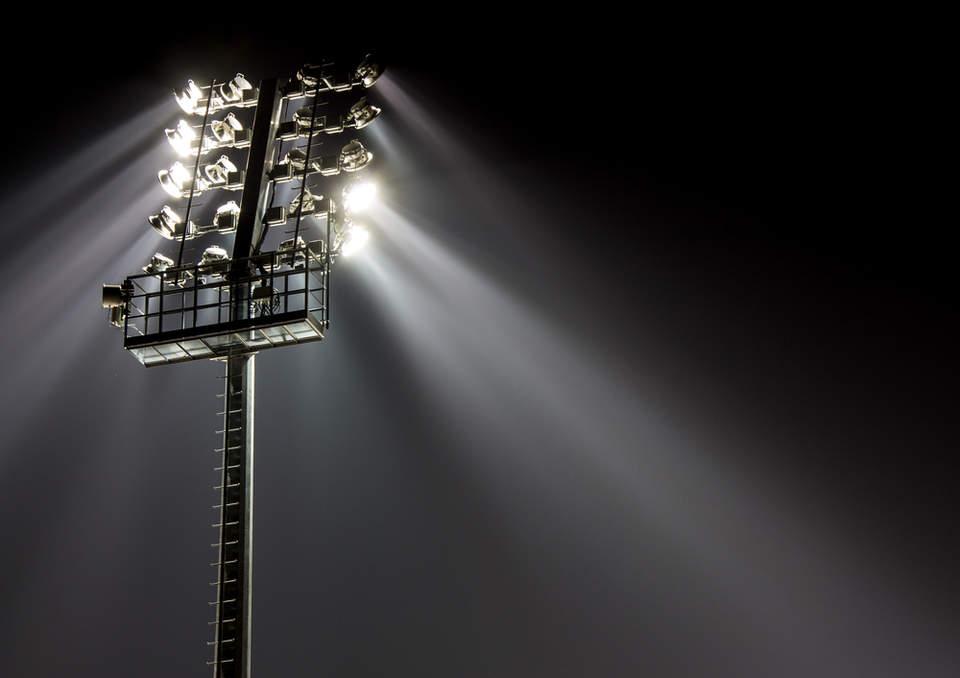 & Greener stadiums: Sports world sees the (LED) light | GreenBiz azcodes.com