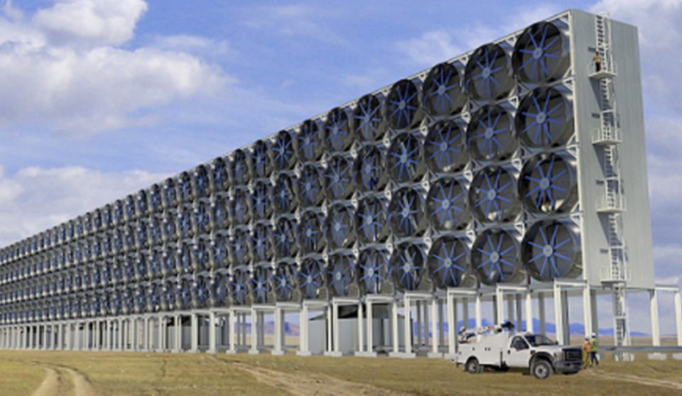 Can Pulling Carbon From Air Make A Difference On Climate