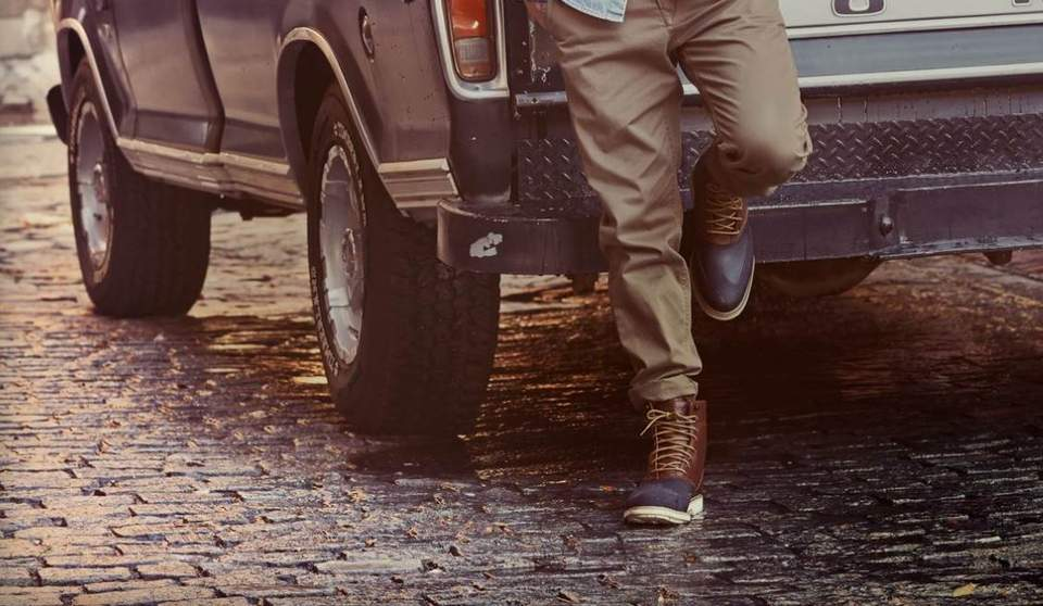 Timberland retreads old tires as new shoes | GreenBiz