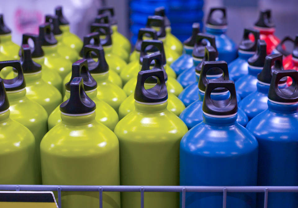 How marketing can boost reusable bottle use