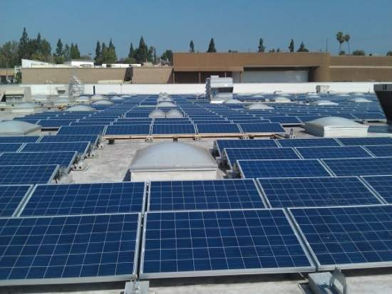 Walmart Bmw Lead For On Site Renewable Energy Generation