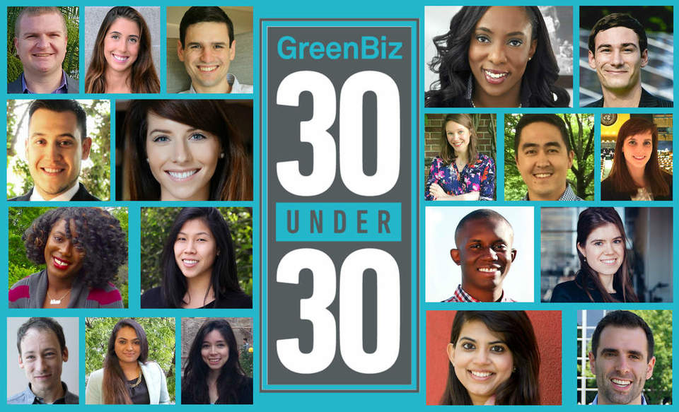 greenbiz and wbcsd to partner on 39 30 under 30 39 recognition greenbiz. Black Bedroom Furniture Sets. Home Design Ideas