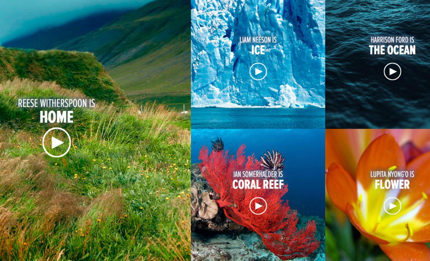 Screenshot of Nature Is Speaking movies
