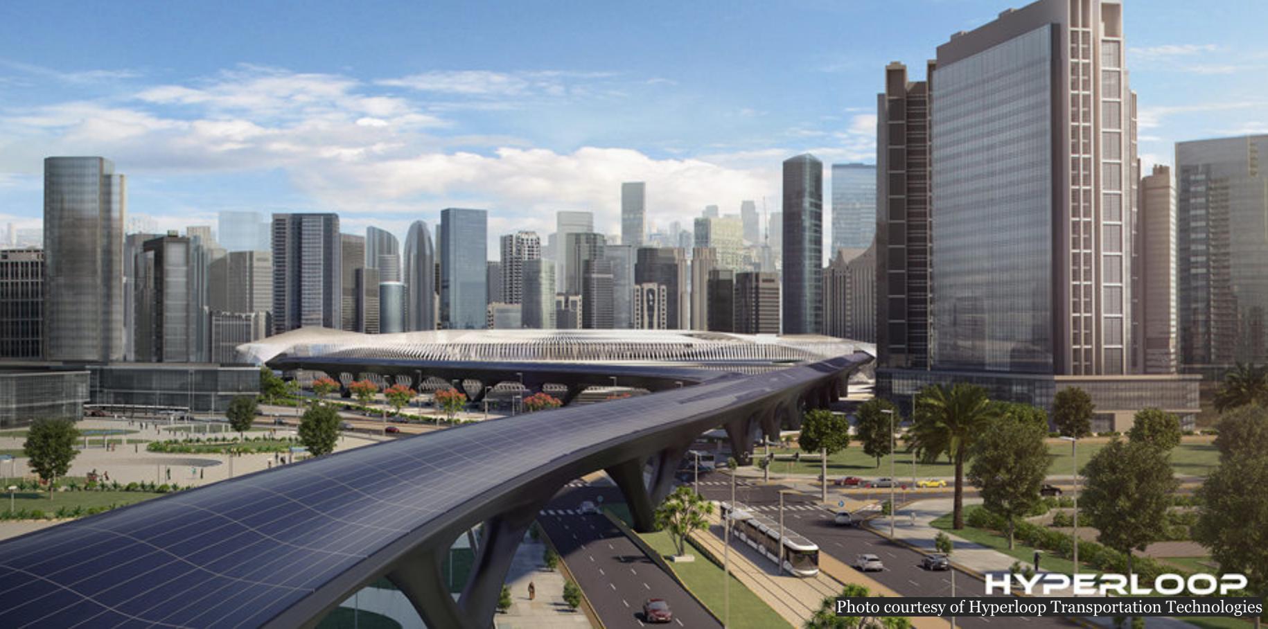 hyperloop system