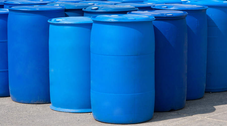 Chemical barrels