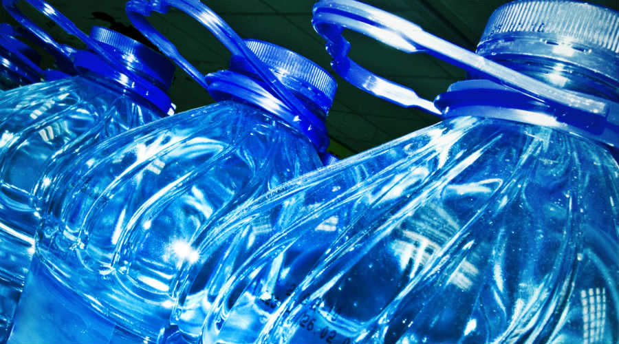 Even plastic water bottles could introduce toxins into the body.