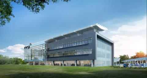 NRG Energy New Jersey headquarters