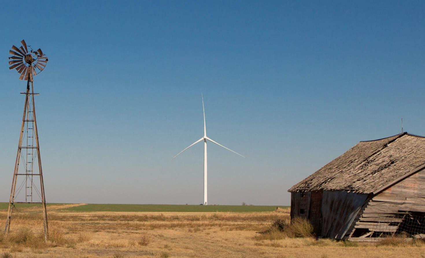 Cowboy wind farm