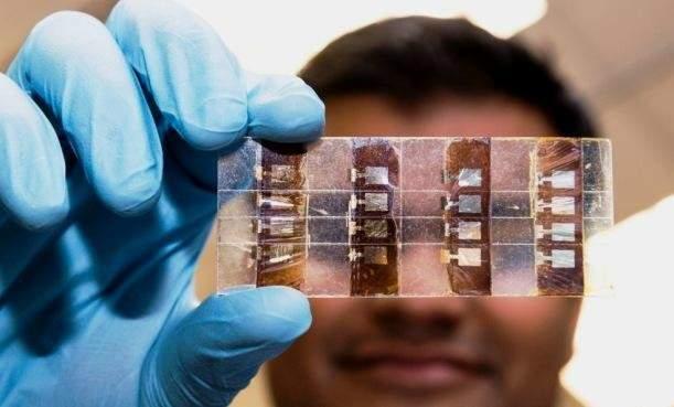 Perovskite-based solar cells