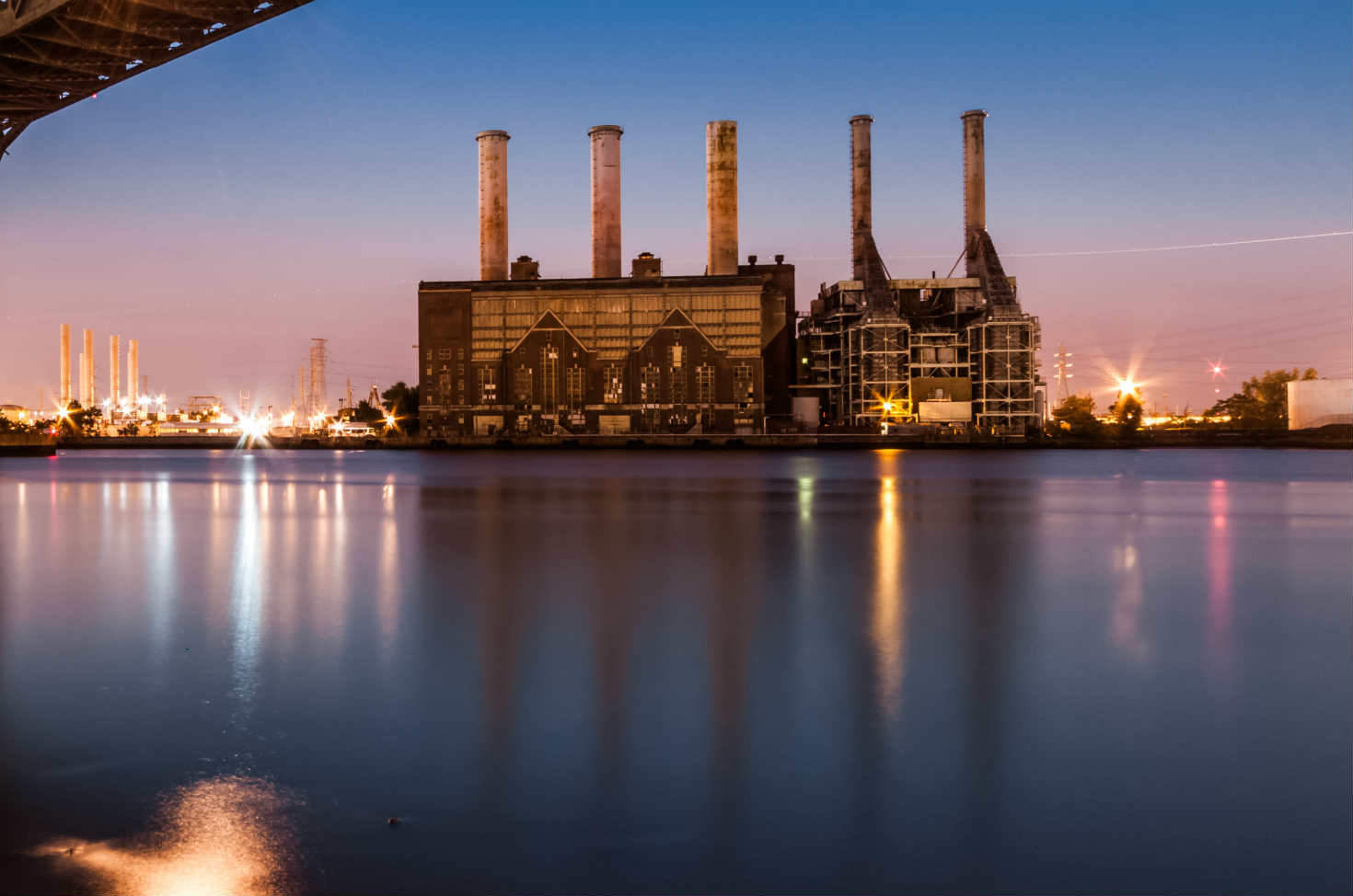 New Jersey power plant