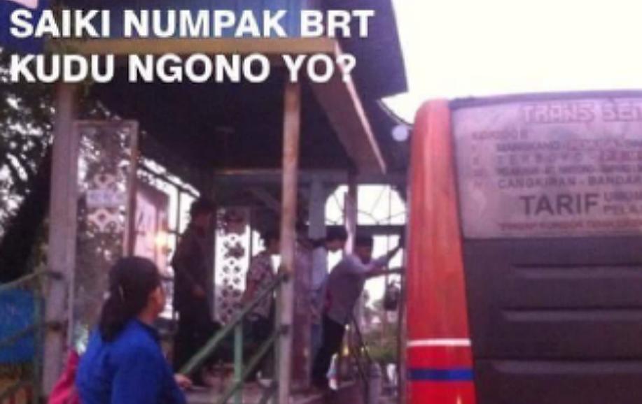 Semarang City public transportation