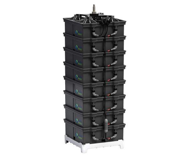 Saltwater battery