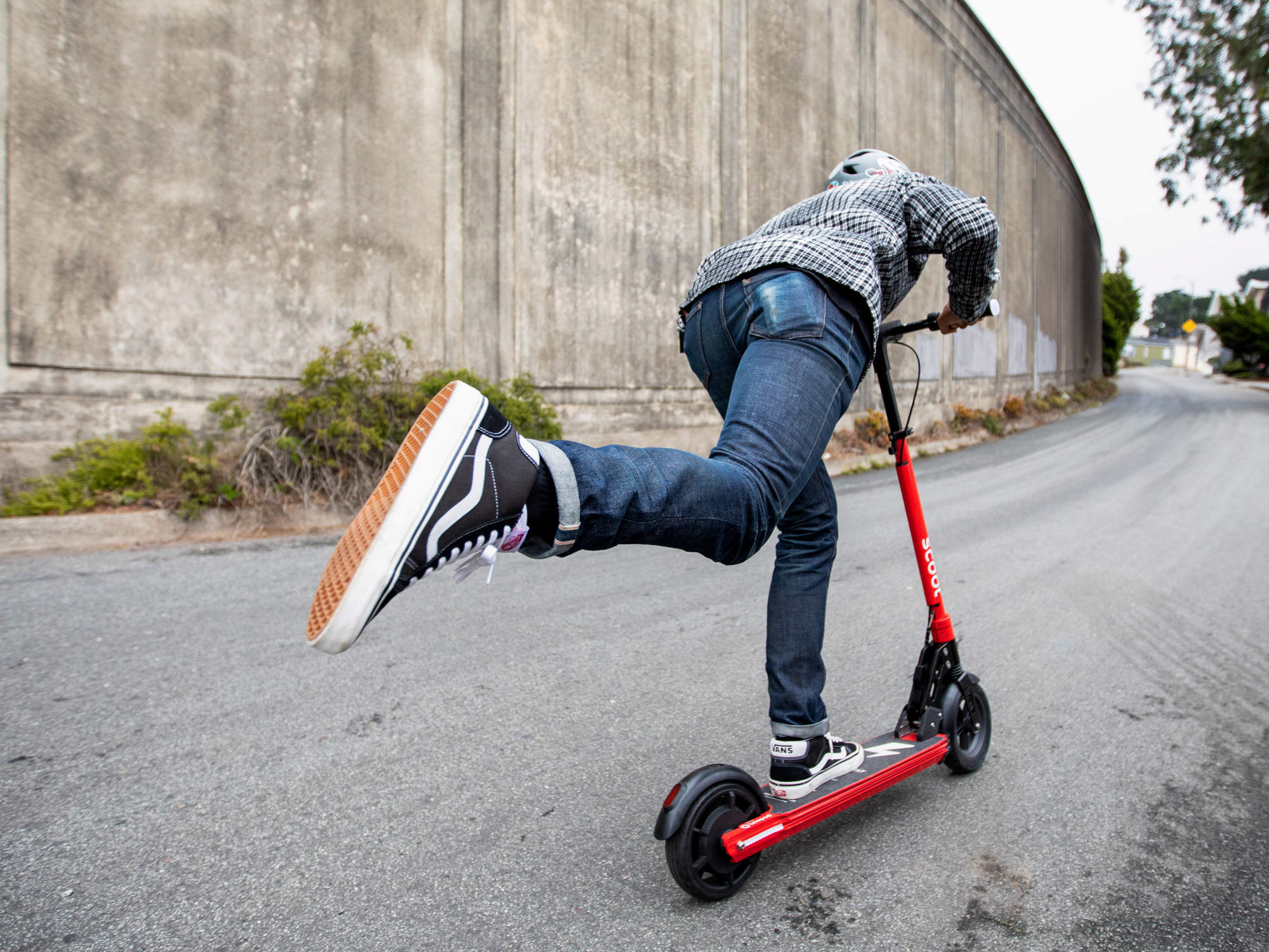 Scoot's Kick electric scooters