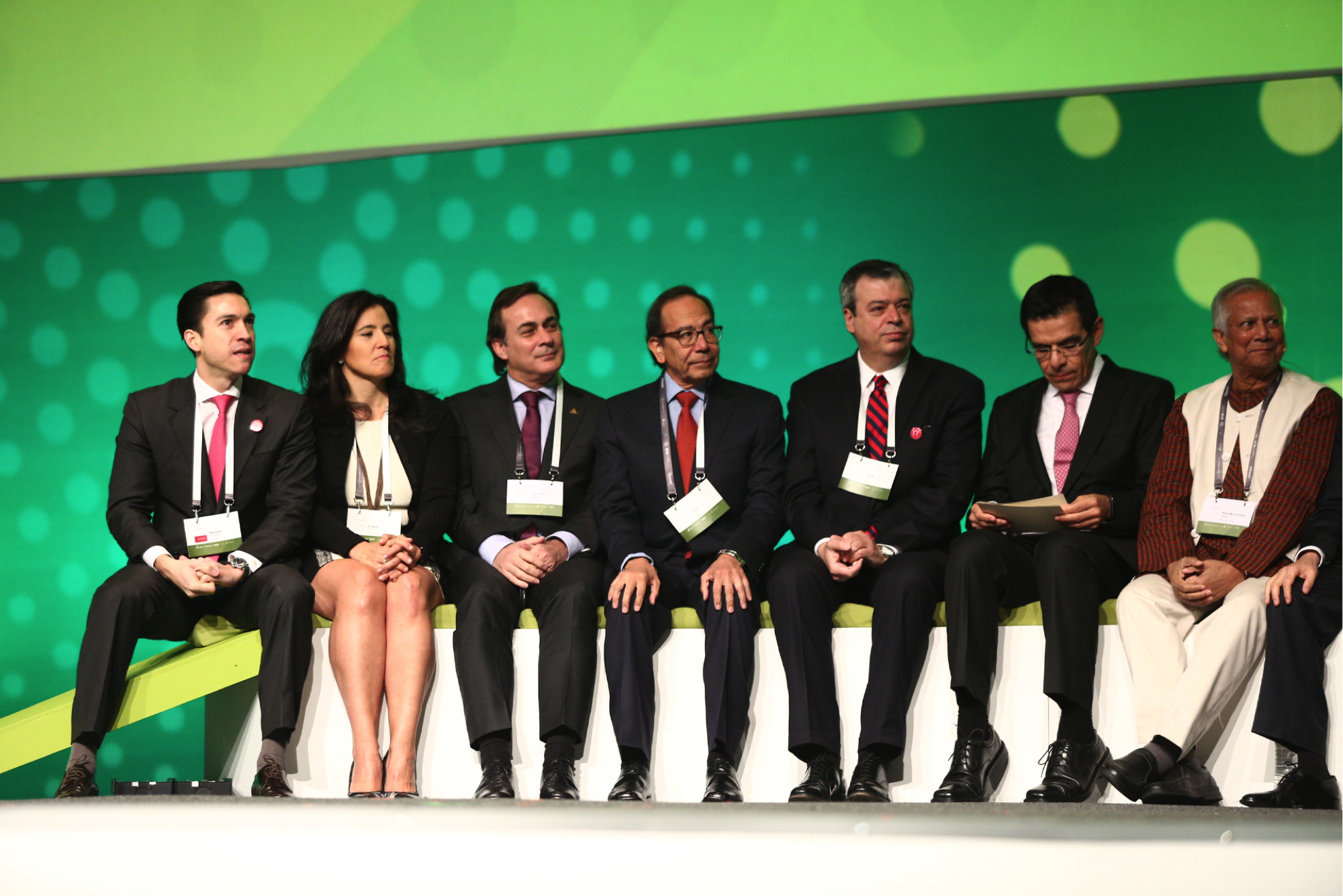 social business summit panel