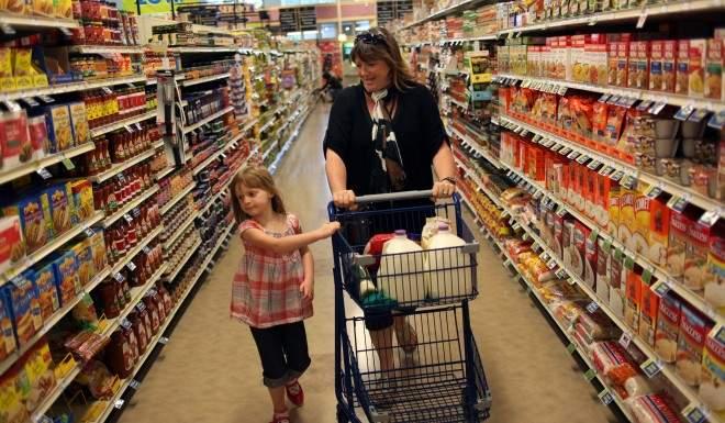 supermarket consumer choices