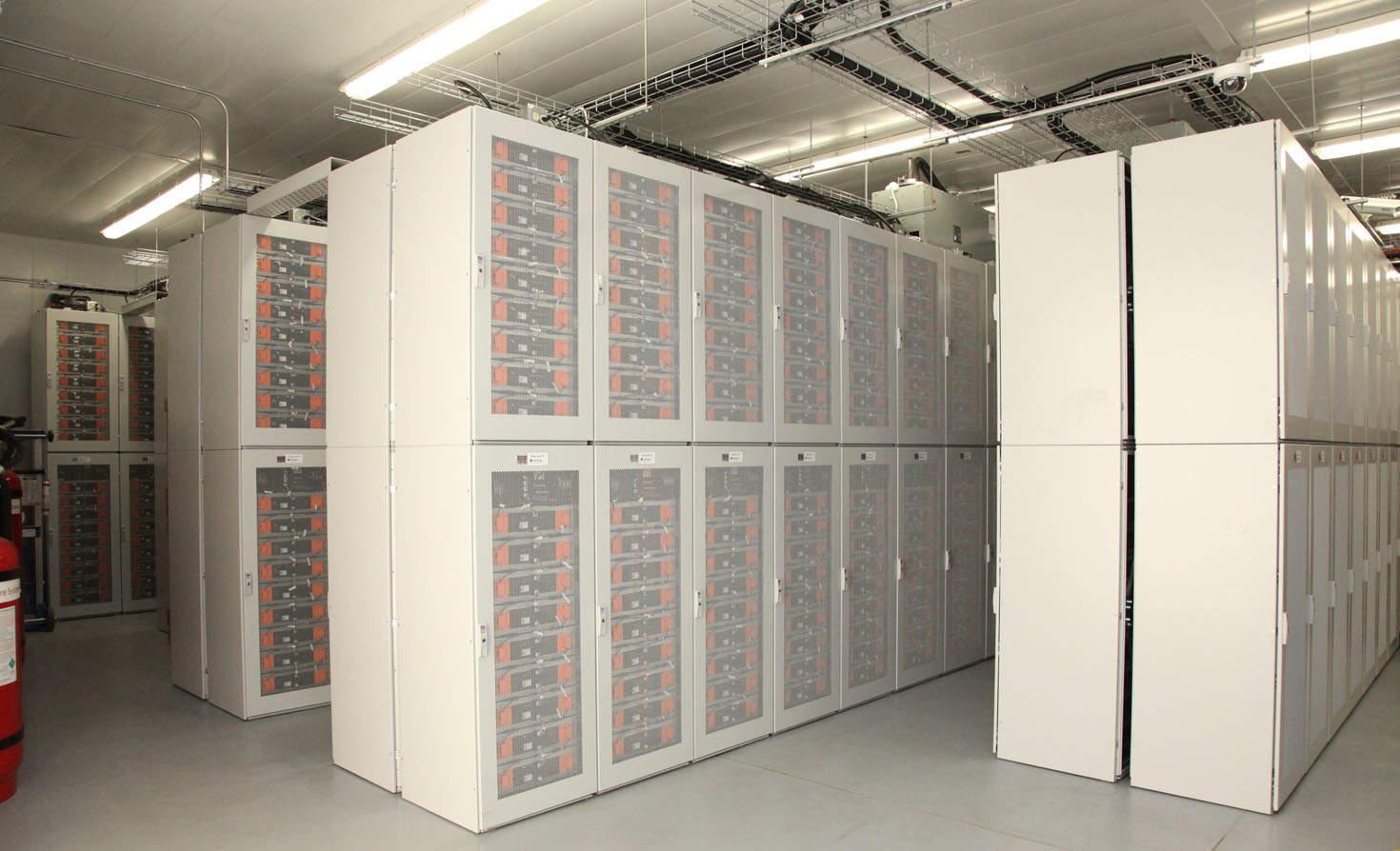 Tehachapi Energy Storage Project