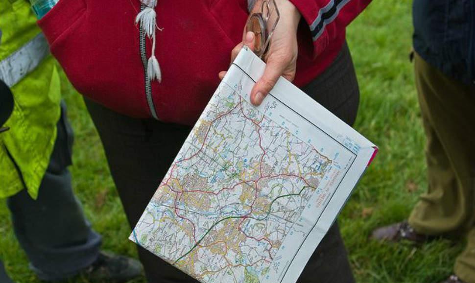 Lodge House open cast mine, Derbyshire