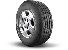 Timberland CROSS tire