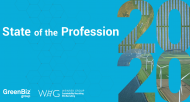 State of the Profession Report cover