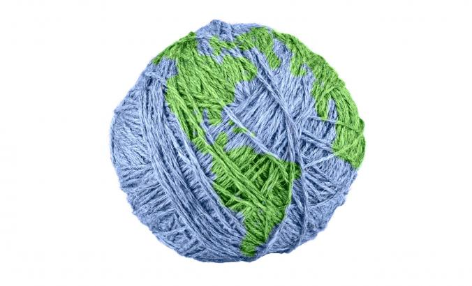 Earth in Yarn