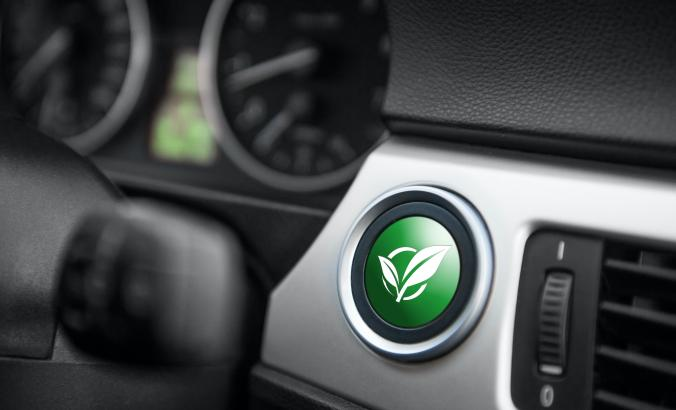 Green dashboard