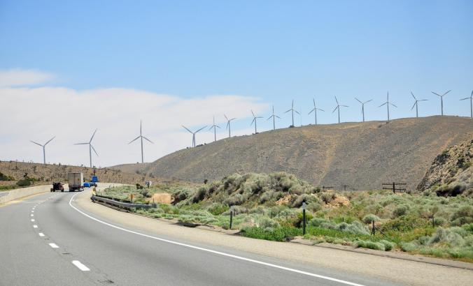 Alta Wind Energy Center (AWEC) , also known as Mojave Wind Farm, is the second largest onshore wind energy project in the world.