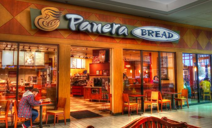 Panera Bread location