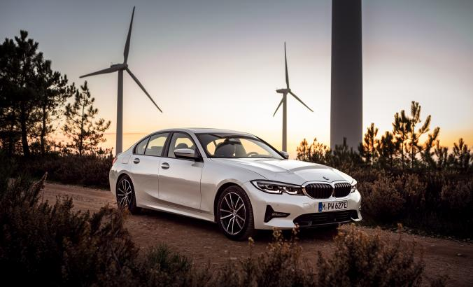 BMW & clean energy
