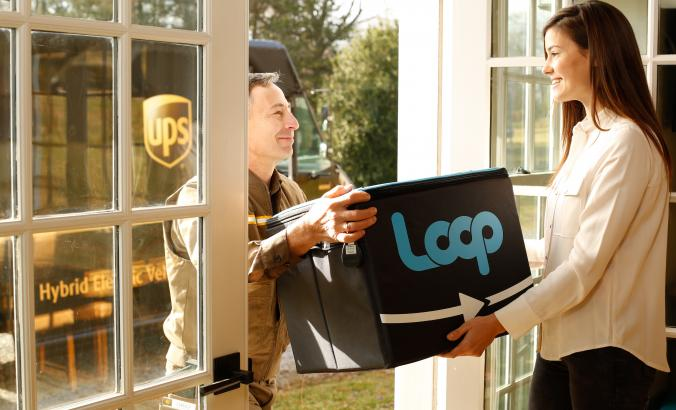 The Loop service will be available first in the metropolitan areas near New York and Paris.